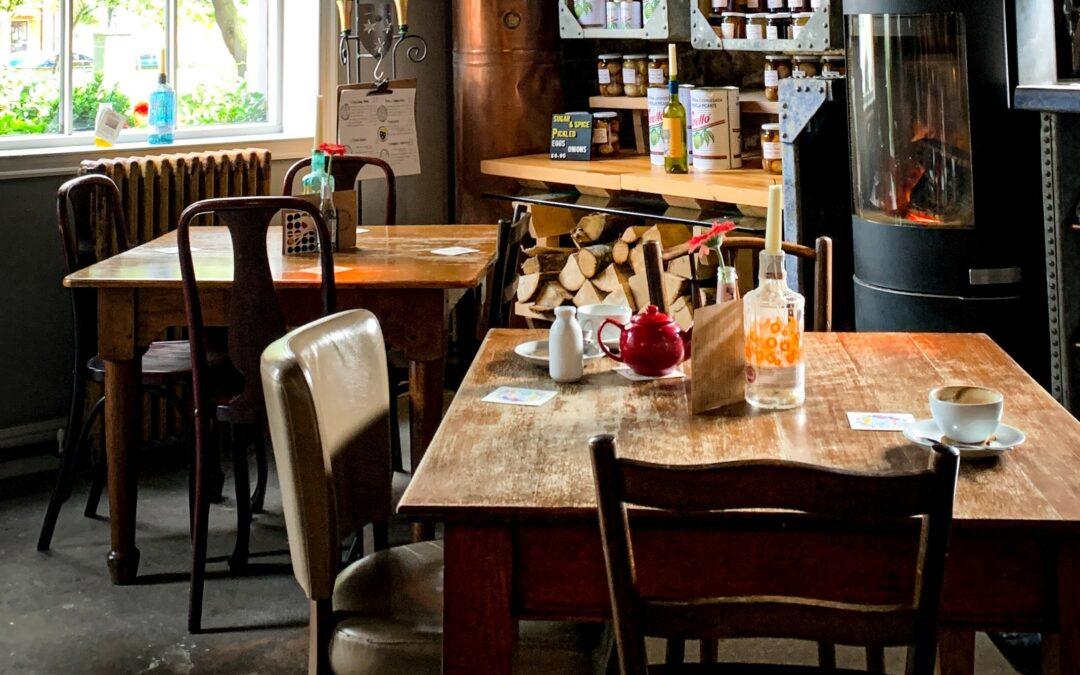 Salon – Kaffeehaus – die Öffentlichkeit